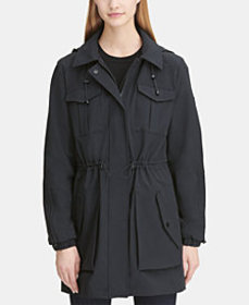 DKNY Hooded Anorak, Created for Macy's