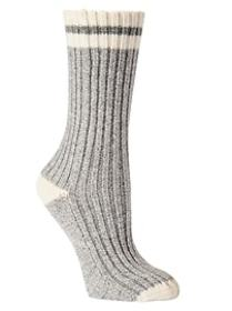 Wool Cashmere Sock