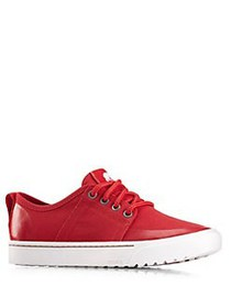 Sorel Campsneak Lace Sneakers BRIGHT RED