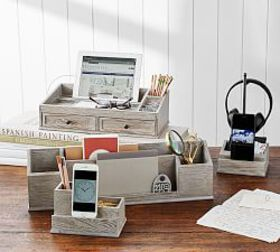 Pottery Barn Hastings Home Office Collection