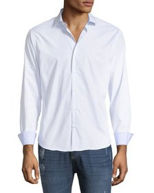 Neiman Marcus Slim-Fit Regular-Finish Wear-It-Out