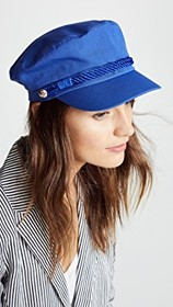 Hat Attack Emmy Newsboy Cap