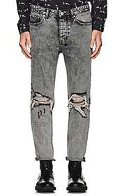 Ksubi Chitch Chop Distressed Slim Jeans