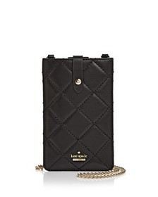 kate spade new york - Quilted Leather Smartphone S