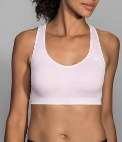Brooks Just Right Seamless Racerback Sports Bra