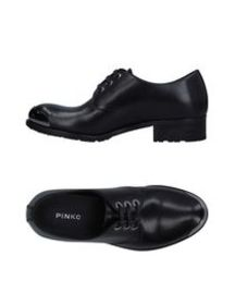 PINKO - Laced shoes