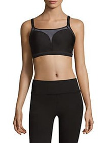 Wacoal Maternity Wire-Free Sports Bra BLACK