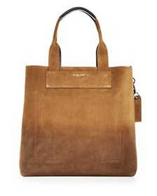 Michael Kors - Henry Burnished Suede Tote