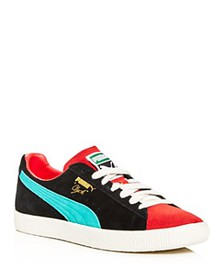 PUMA - Men's Clyde from the Archive Color-Block Su