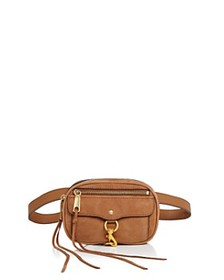 Rebecca Minkoff - Blythe Convertible Leather Belt