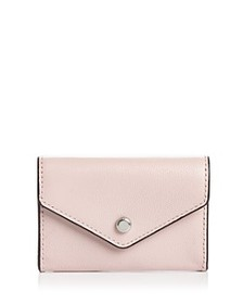 Rebecca Minkoff - Small Leather Key Ring Wallet
