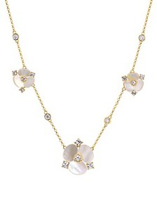 kate spade new york - Mother-of-Pearl Floral Stati