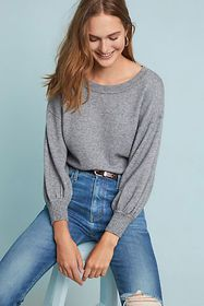 Anthropologie Cabin Sweater