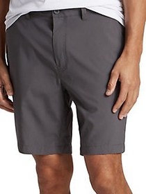Nautica Navtech Classic-Fit Golf Shorts CARBON