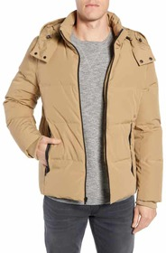 Cole Haan Signature Hooded Puffer Jacket Cole Haan