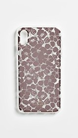 Kate Spade New York Floret Clear iPhone XS Max Cas