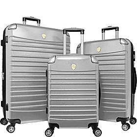 World Traveler Expedition 3 Piece Hardside Spinner