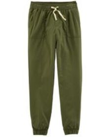 carters Kid Girl Pull-On Twill Pants