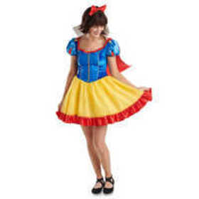 Disney Snow White Costume for Adults by Disguise