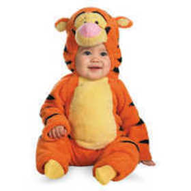 Disney Tigger Costume for Baby by Disguise