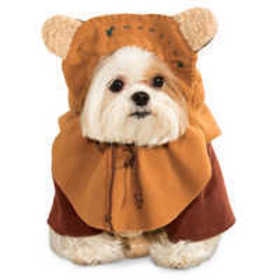 Disney Ewok Costume for Pets by Rubie's - Star War