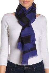 LOVE Moschino Moschino Bear Cashmere Blend Scarf