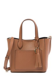 Cole Haan Piper Mini Leather Satchel