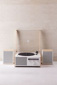 Crosley Switch II Record Player With Speakers