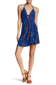 Free People Tropical Daydream Dress