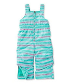 LL Bean Infants and Toddlers' Cold Buster Bibs, Pr