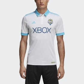 Adidas Seattle Sounders FC Away Authentic Jersey
