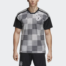 Adidas Germany Pre-Game Jersey