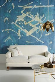 Anthropologie Audrey Abstract Mural