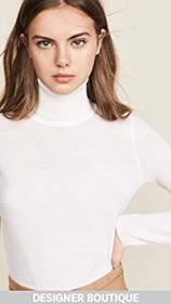 Salvatore Ferragamo Ribbed Turtleneck