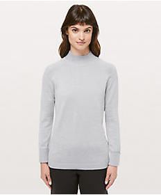 Lulu Lemon Soft Shine Sweater