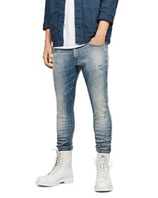 G-STAR RAW - 3301 Deconstructed Skinny Fit Jeans i