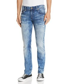 True Religion - Rocco Slim Fit Jeans in Blue Riot