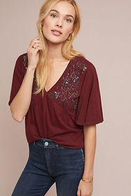 Anthropologie Armelle Top