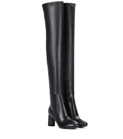 Tom Ford Over-the-knee leather boots