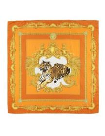VERSACE - Square scarf
