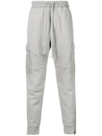 Tom Ford drawstring fitted track trousers