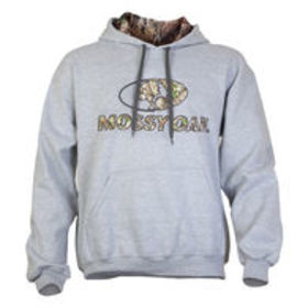 Mossy Oak Men's Fleece Pullover Hoodie