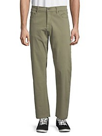Lucky Brand Straight-Fit Colored Jeans DUSTY OLIVE
