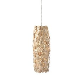 Fredda 1-Light Cylinder Pendant