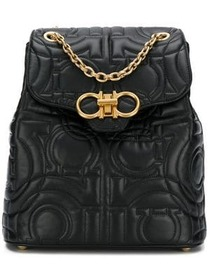 Salvatore Ferragamo quilted Gancini backpack
