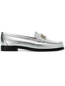 Salvatore Ferragamo Double Gancini loafers