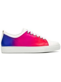 Lanvin gradient low top trainers
