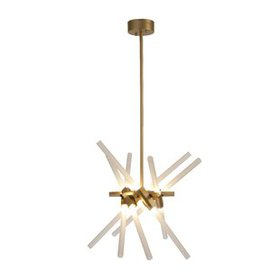 Lechner 1-Light LED Novelty Pendant