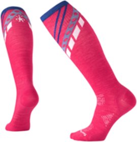 Smartwool PhD Ski Ultra Light Pattern Socks - Wome