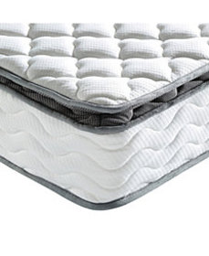 "Sleep Trends Davy 10"" Wrapped Coil Pillowtop Firm"